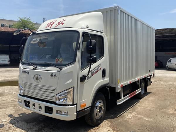 广州货拉拉4.2米货运车